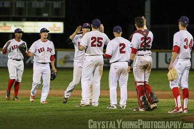 Royals at Red Sox July 15