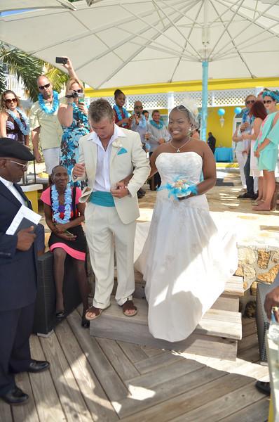 Deatra & Steven's Wedding