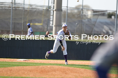 Sterling Varsity Baseball vs. PNG 2/21/2014
