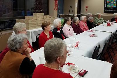 Morrilton Auxiliary Luncheon (Dec. 2016)