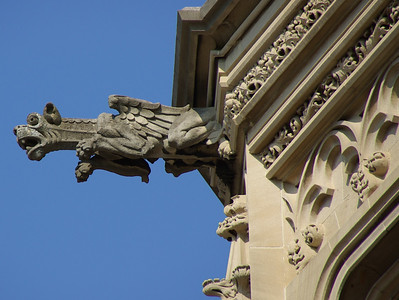 Biltmore Gargoyles