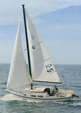 """2015 09 09 Cal 25 """"Sea Ya!"""""""
