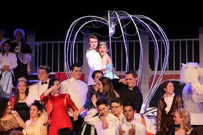 Cinderella - dress rehearsal