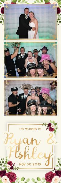 2019.11.30 - Ryan and Ashley's Wedding, South Venice Civic Association, Venice, FL