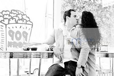 Alison & Steve
