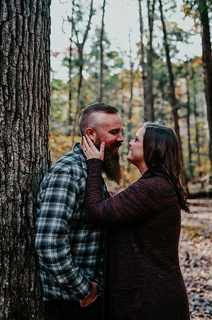 Ryan & Abby - Engagement Session