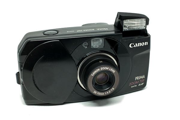 Canon Prima Zoom 70F