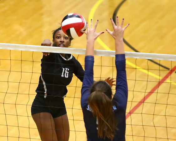 20181112 Girls 4A Volleyball Semifinal South River vs Northwest
