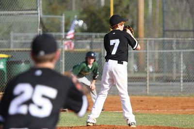 Dawg Baseball--East Cobb Tourney, April 5