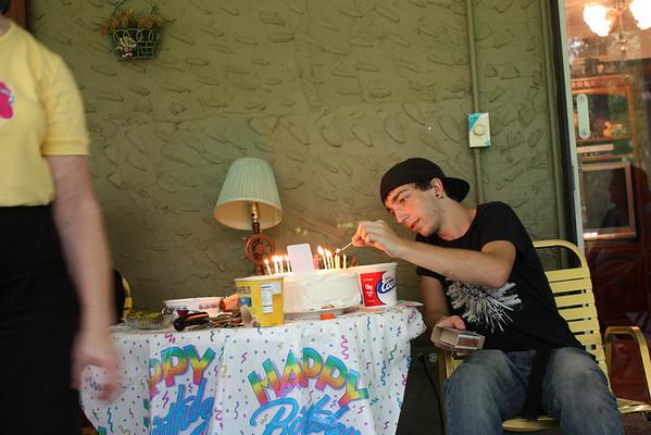 Phillip Jr. turns 17!! September 2009