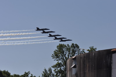 Blue Angels Tuscaloosa Al 5-8-10