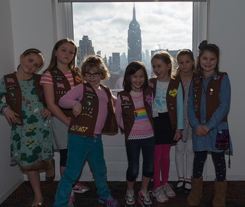 Girl Scouts 2016