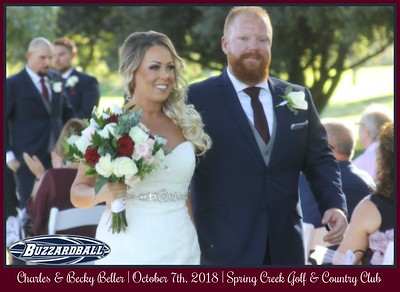 OCTOBER 7TH, 2018 | Charles and Becky Beller