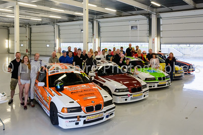 BMW Compact Cup 2015 @ Silverstone