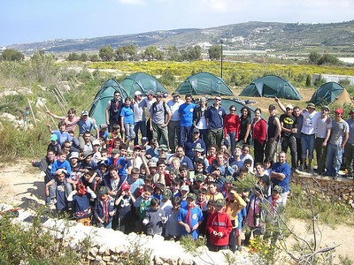 Easter Camp '07