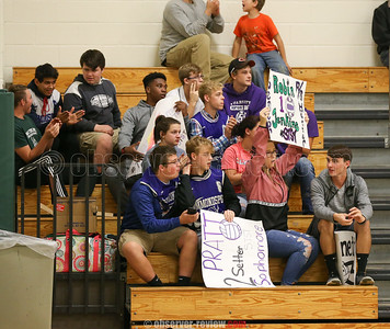 Hammondsport Volleyball 10-27-17