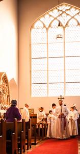 Nii's Baptism - November 25, 2012