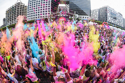 2017.1.8 - Color Manila Run 5