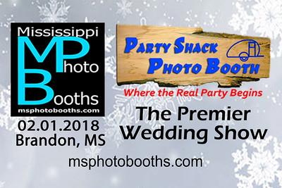 2018-02-01 Premier Wedding Show Flowood