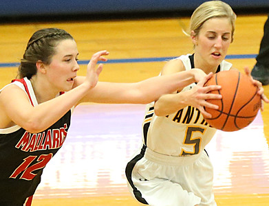 Putnam County vs Henry Girls Basketball