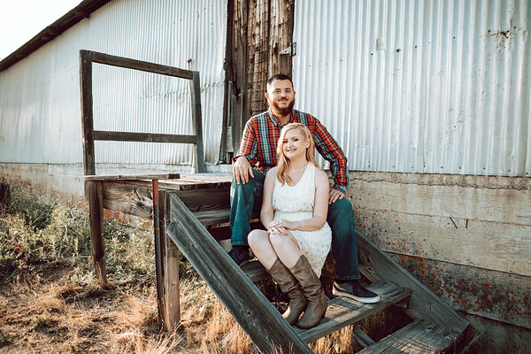 Cathy & Jules Engagment 2019