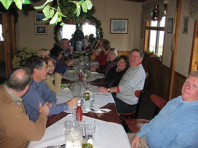 Knapp's Lunch Dec 17,2005