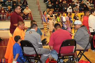 Cherokee Central Schools Pow Wow, November 20