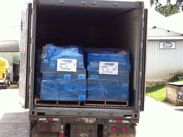 SKIP Container #1
