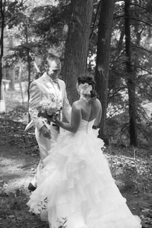 Crystal Lake Frankfort Wedding | Ellie & Jim