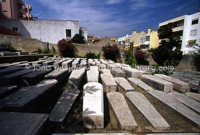 PORTUGAL, Lisbon. Jewish Cemetery. (2006)