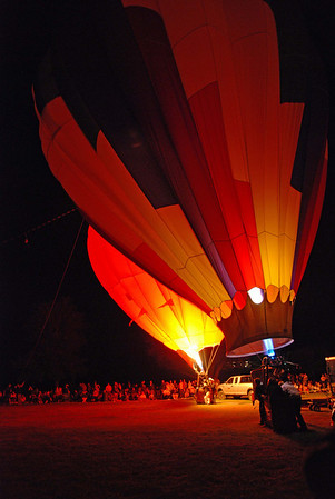 Lake George, NY & Adirondack Balloon Festival