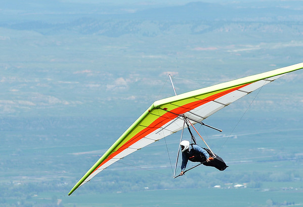 Hang Glider Fly-In at Sand Turn