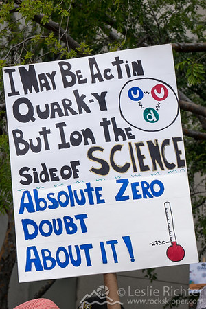 March for Science SF 2017