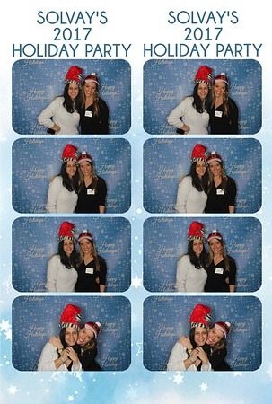 Solvay Holiday Party, December 08, 2017 - 14586