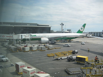 Day 01 - 16 August JFK to Taipei
