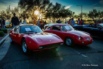 Cars and Coffee Events