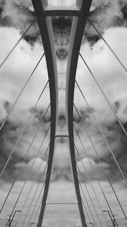 The Lowry Bridge, Minneapolis