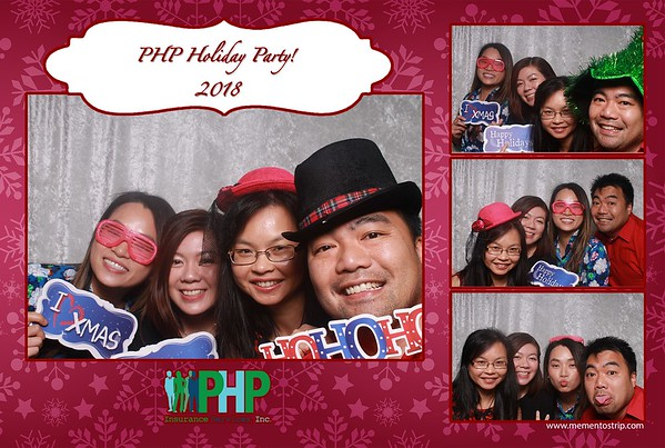 PHP Holiday Party 2018