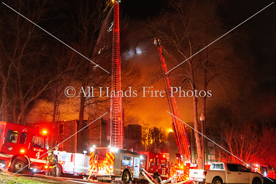 20200229 - Hermitage - Building Fire