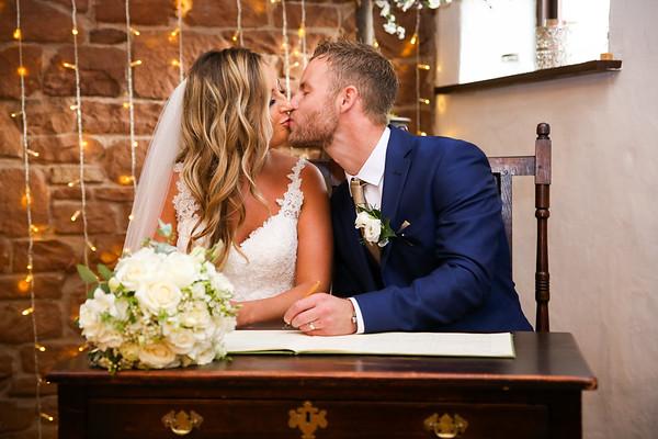 Mr & Mrs Staniforth Wedding 2020