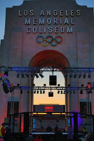 MMA - Gladiator MMA, Los Angeles Coliseum