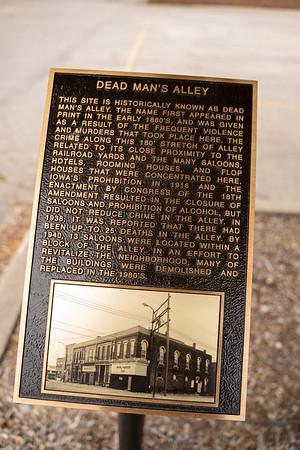 Ft Dodge Dead Mans Alley