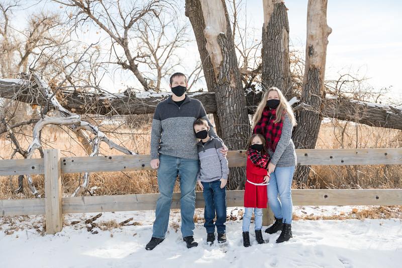 Fugett Family at McKay Lake