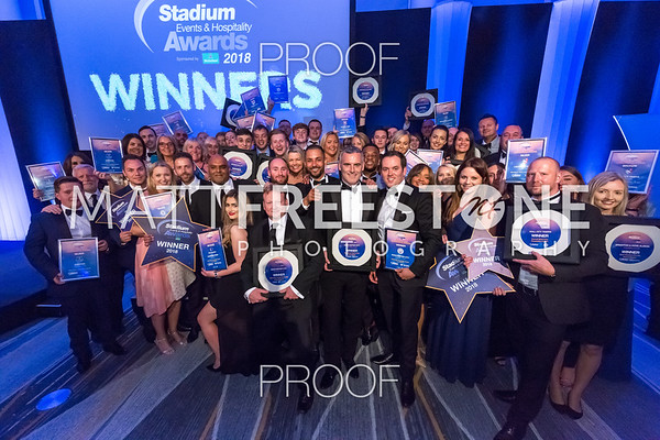Stadium Experience Awards 2018