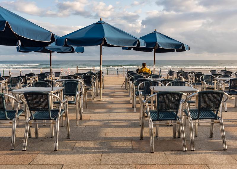 Beach Promenade, Zarautz