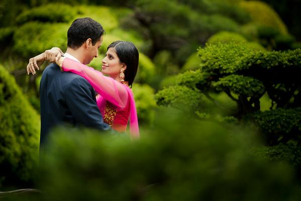 Kavitha + Rahul E-Shoot