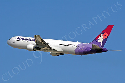 Hawaiian Airline Boeing 767 Airliner Pictures