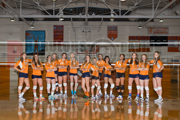 Girls Varsity Volleyball #4 - 2014