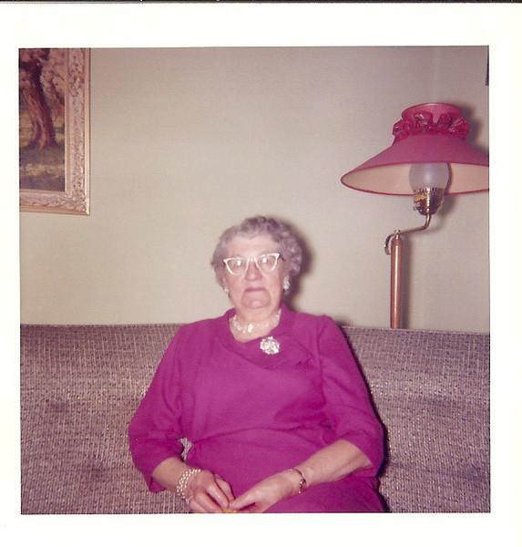 Margaret Amelia Woods