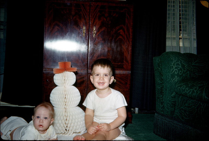 richard and baby susan with paper snowman.jpg